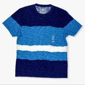 AMERICAN RAG Blue T-Shirt Medium
